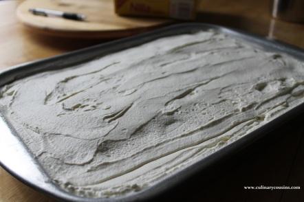 Banana Pudding Poke Cake | Culinary Cousins