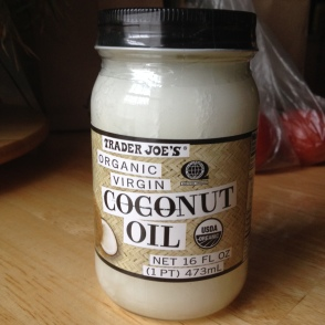 Food Finds: Coconut Oil at www.culinarycousins.com