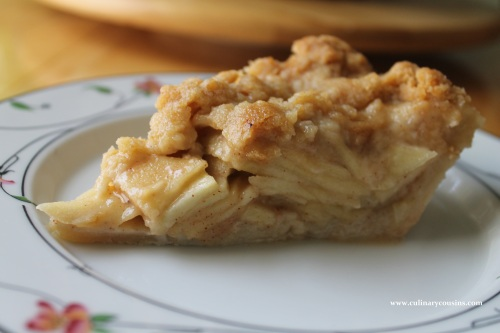 Dutch Apple Pie | Culinary Cousins