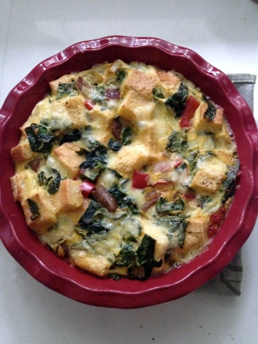 Breakfast Casserole | CulinaryCousins.com