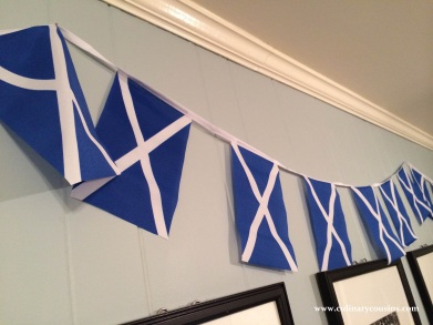 Scottish Party | Culinary Cousins