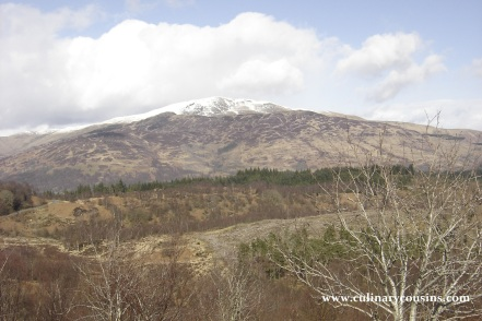 Scottish Highlands | Culinary Cousins
